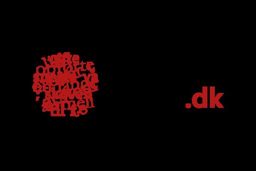 Logodesign til Danmark Læser