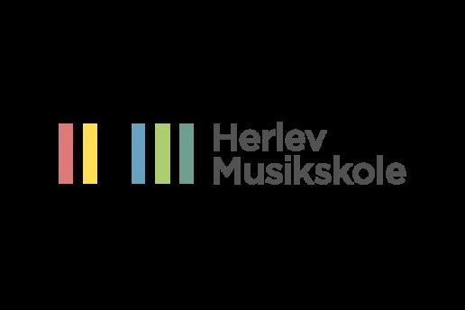 Logo til Herlevmusikskole