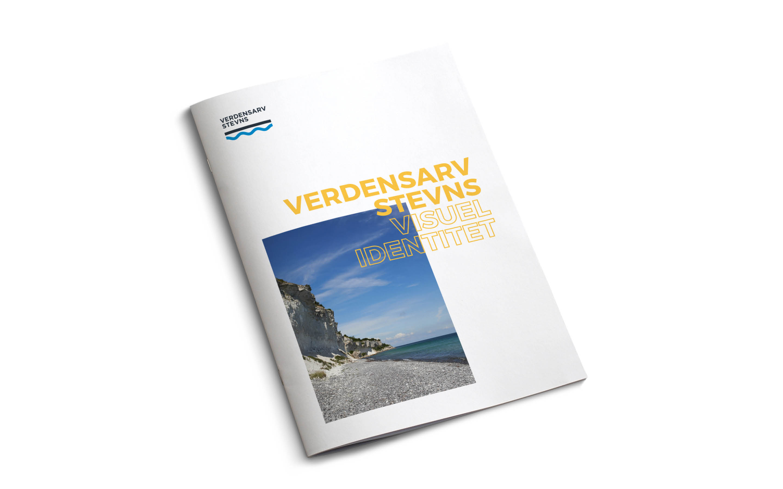 Designmanual for Verdensarv Stevns