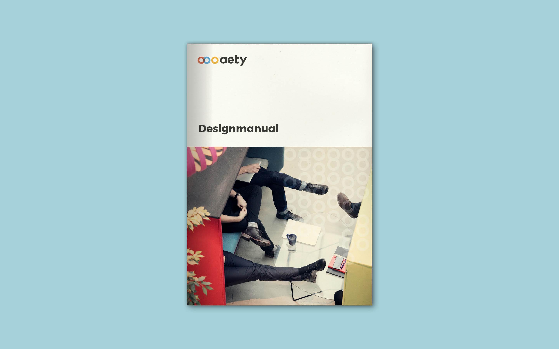 Designmanual for Aety.io