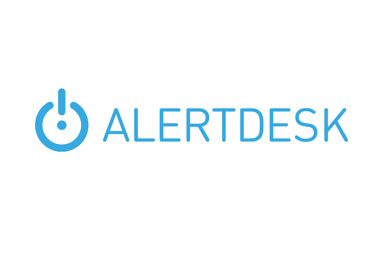 Logodesign til Alertdesk