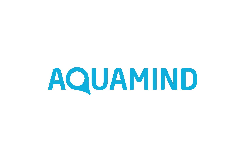 Logodesign til Aquamind