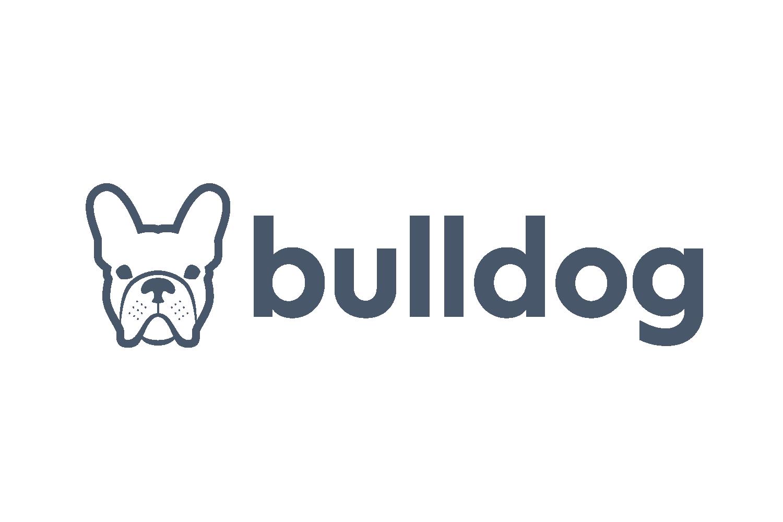 Logodesign til Bulldog PR & Kommunikation
