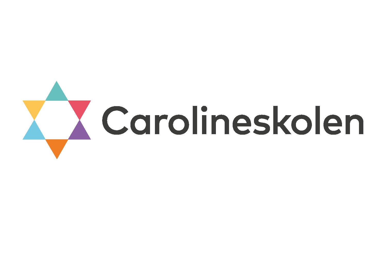 Logodesign til Carolineskolen