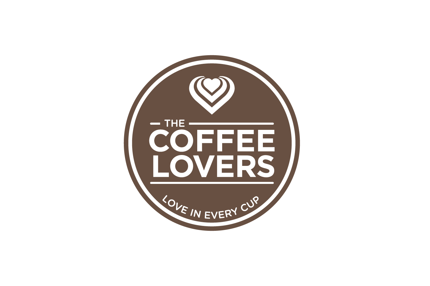 Logodesign til Coffeelovers