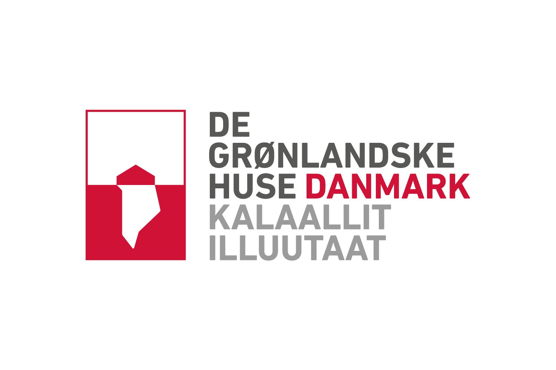 Logodesign til De Grønlandske Huse
