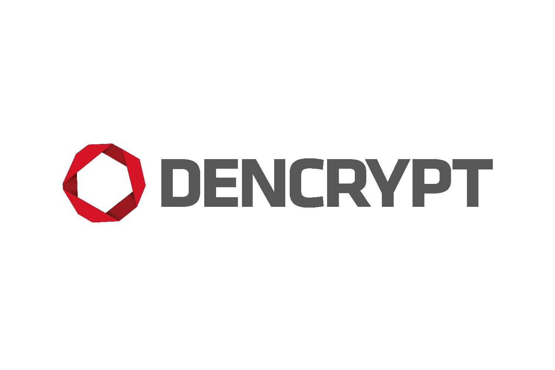 Logodesign til Dencrypt