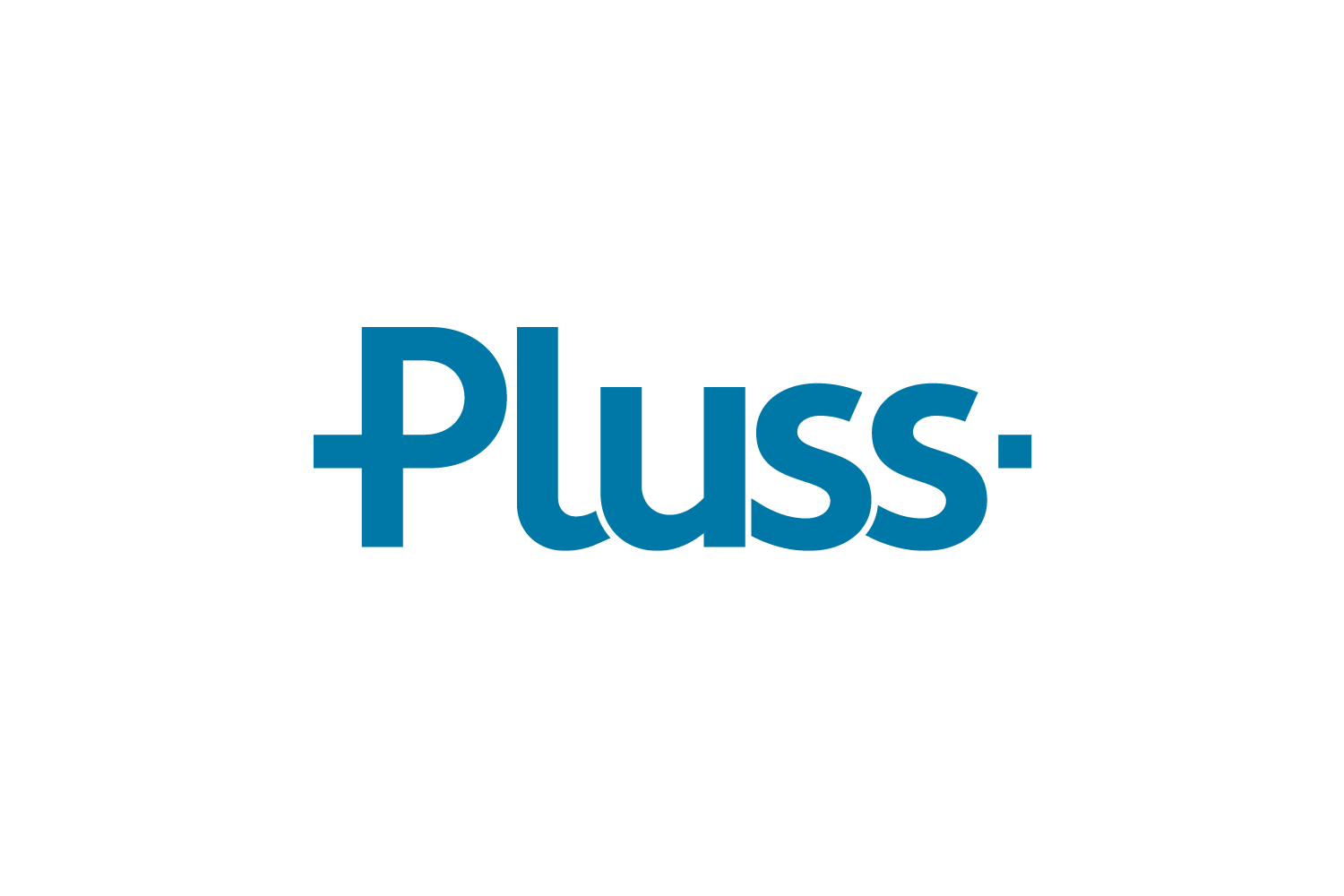 Logodesign til Pluss