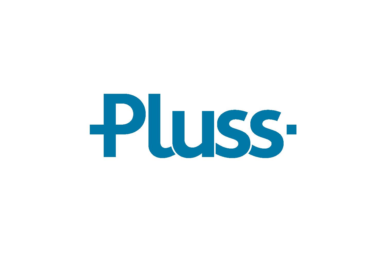 Logodesign til Pluss