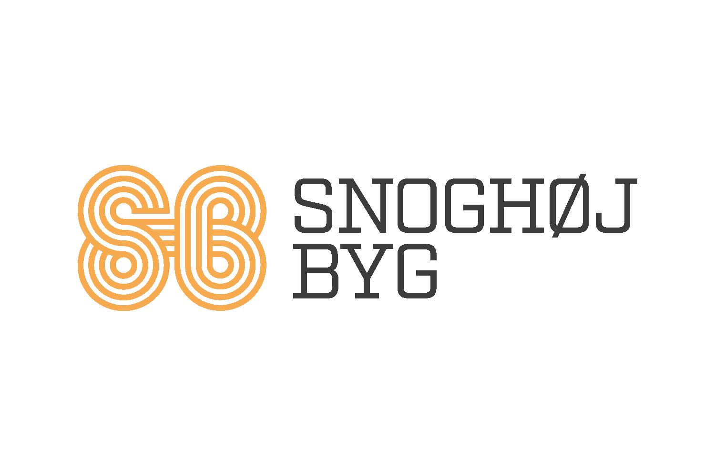 Logodesign til Snoghøj Byg