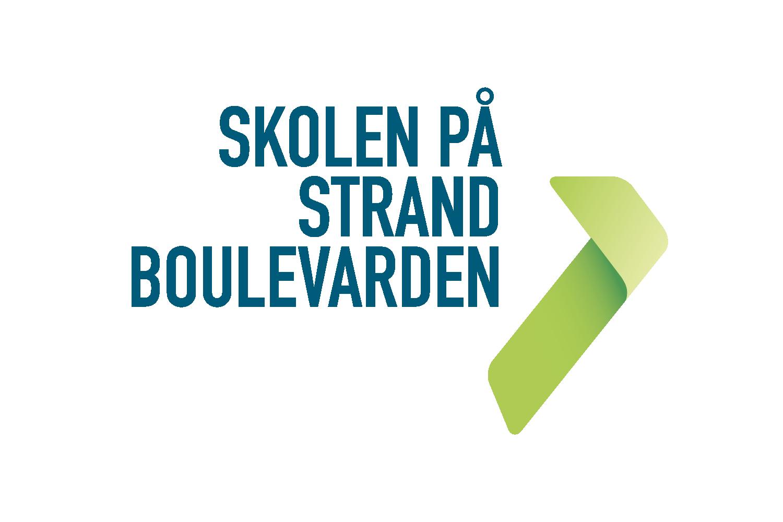 Logodesign til Skolen på Strandboulevarden