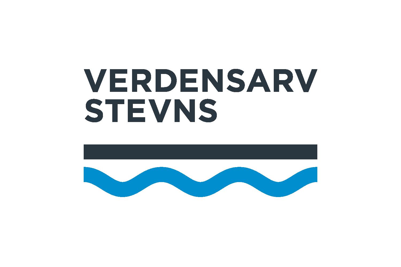 Logodesign til Verdensarv Stevns